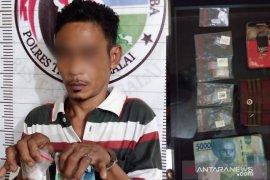 Satres Narkoba Polres Tanjungbalai ringkus pengedar sabu