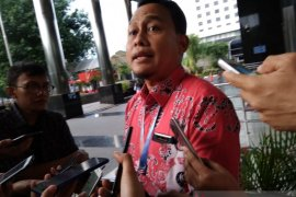 KPK periksa Komisaris PT Sharleen Raya Hong Artha tersangka korupsi proyek di Kementerian PUPR