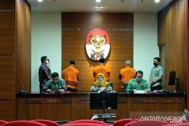 Penahanan tiga bekas anggota DPRD Jambi diperpanjang