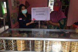 PT. Pertamina MOR VIII  salurkan modal usaha Rp1,62 miliar di Ambon