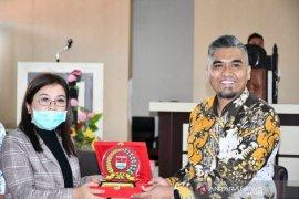 DPRD Gorontalo Utara-Minahasa Tenggara bahas penerapan normal baru COVID-19