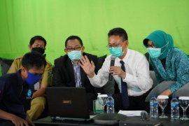 Disdikbud Kota Pontianak luncurkan program belajar di rumah melalui Ed-TV