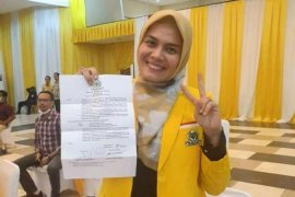 Ananda memiliki gaya politik menarik sebagai kandidat di Pilkada Banjarmasin