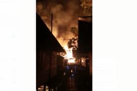 Polisi selidiki penyebab kebakaran Rumah Betang Nyabau