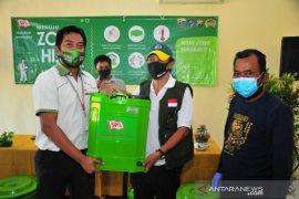 Dukung penanganan COVID-19, SPIL salurkan bantuan ke Kampung Tangguh Semeru