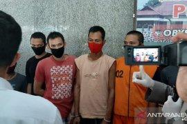 Polres Bangka amankan enam pelaku narkotika