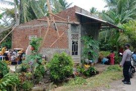 Diterjang angin kencang, 18 unit rumah rusak di Aceh Utara