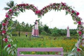"Foto - Wisata bunga ""Holland Park"" kembali dibuka di Gorontalo"
