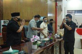 Raihan opini WTP Tanjabbar peroleh apresiasi dewan pada paripurna penyampaian pemandangan umum fraksi