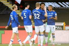Everton atasi Sheffield, Brighton dan Newcastle  berbagi poin