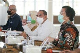 Gubernur Sumut minta daerah prioritaskan komoditas pangan strategis