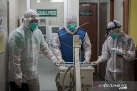 Insentif nakes tangani COVID-19 di Tanjungbalai dibayarkan Rp416 juta lebih