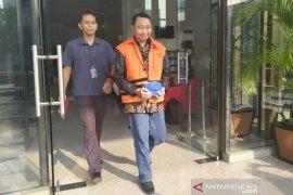 KPK eksekusi mantan Bupati Lampung Utara Agung Ilmu Mangkunegara ke Rutan Bandarlampung