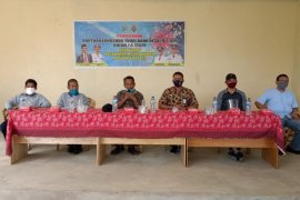 Lima Desa di Muara Komam salurkan BLT Dana Desa