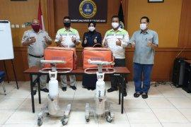 Adaro Group serahkan bantuan  ventilator ke RS Bhayangkara Banjarmasin