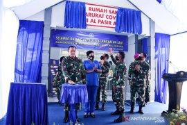 Kasal resmikan Rumah Sakit Darurat Covid-19 TNI AL
