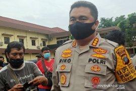 Anggota DPRD Sumut aniaya polisi di Medan ditetapkan sebagai tersangka