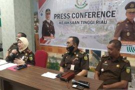 Kejati tetapkan dua tersangka dugaan korupsi di Disdik Riau