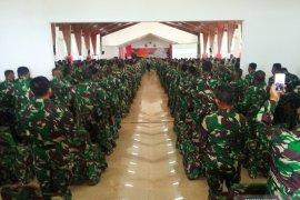 RSU: Peluang sembuh 36 prajurit BKO TNI positif COVID-19 di Manokwari tinggi