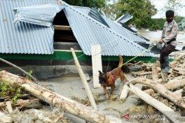 10 korban banjir bandang Luwu Utara belum ditemukan
