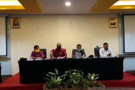 DPRD Padang gelar rapat pembahasan rancangan KUA-PPAS APBD tahun anggaran 2021