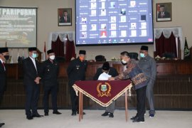 DPRD setujui penambahan penyertaan modal Bank Banten