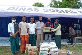 Mahasiswa Polbangtan Medan kumpul dana demi bertahan hidup pengungsi Rohingya di Aceh