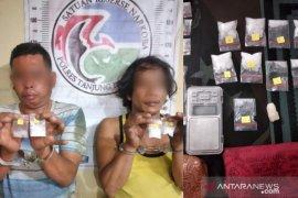 Polisi Tanjungbalai ringkus dua pria saat transaksi sabu