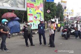 Operasi Patuh Lodaya di Kota Sukabumi jaring pengemudi langgar protokol kesehatan