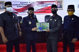 Pemkab Kayong Utara sahkan 5 perda