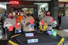 Polisi tangkap pengedar sabu-sabu di kalangan remaja Kota Malang