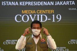 Pemerintah tidak menutupi data COVID-19