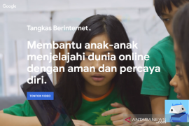 "Google luncurkan ""Tangkas Berinternet"" agar keluarga aman berinternet"