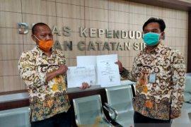 Disdukcapil Depok terbitkan dokumen kependudukan gunakan kertas HVS