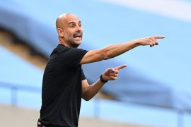 Jelang City vs Leeds, Guardiola beradu taktik lawan Bielsa