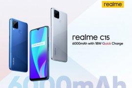 """Realme siap sematkan baterai raksasa untuk ponsel """"entry level"""","""