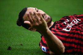 Liga Italia: Dua gol Ibrahimovic antarkan Milan ke Liga Europa