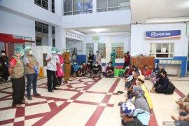 Bupati bersyukur 55 pasien COVID-19 dinyatakan sembuh
