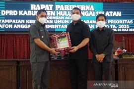 Video - Dampak Corona, RKPD 2021 HSS untuk pemulihan ketahanan ekonomi dan kehidupan sosial