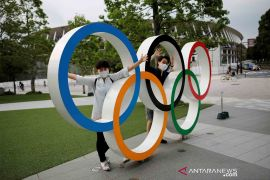 Biaya penanggulangan COVID-19 Olimpiade diperkirakan capai 960 juta dolar AS