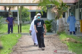 Sebanyak 77 pasien telah sembuh dari COVID-19 di Aceh