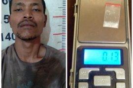 Polisi Tanjung Pura Langkat tangkap pemilik sabu