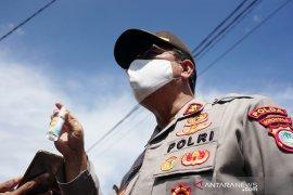 Polda Gorontalo produksi hand sanitizer dari captikus