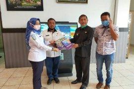 BMKG Deliserdang paparkan kondisi tektonik Sumatera Bagian Utara kepada Bupati Karo