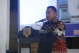 Wildan Buka Labuhanbatu Selatan Virtual Expo 2020
