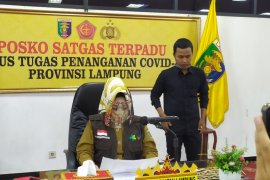 Pintu masuk Lampung diperketat kembali, cegah COVID-19