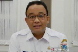 Gubernur Jakarta Anies Baswedan harapkan warga makin waspadai COVID usai pelanggar masker meningkat