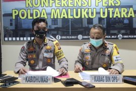Polda Malut : Operasi Bina Kusuma II Kie Raha 2020 amankan puluhan pemuda