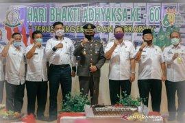 Wali Kota Padangsidimpuan ajak kejaksaan turut kawal pembangunan