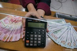 Rupiah Kamis pagi menguat 83 poin menjadi Rp14.460 per dolar AS